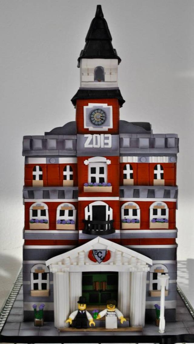 Gimme Some Sugar Las Vegas Home Lego Lego Architecture Lego Modular