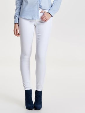 white jeans/ summer jeans/ witte broek/ only broek/ only dames/ only kleding