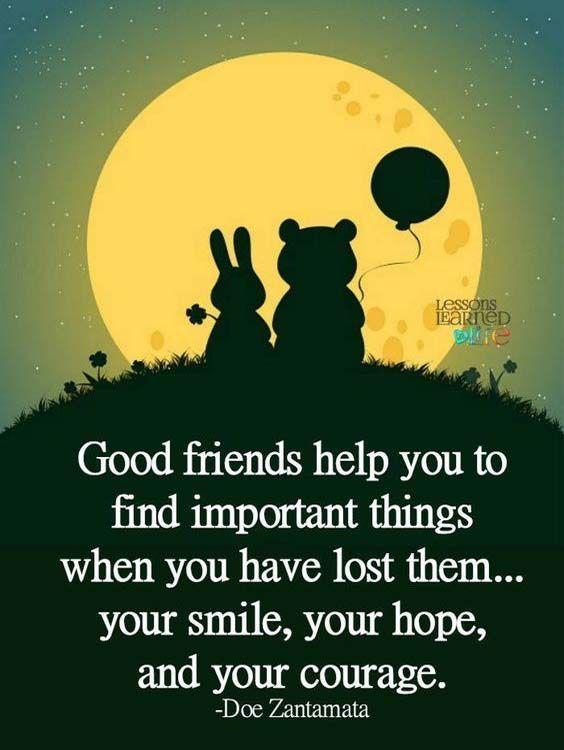 quotes regarding friendship