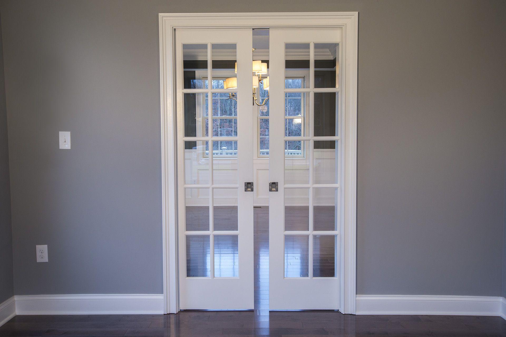 Custom Pocket Doors