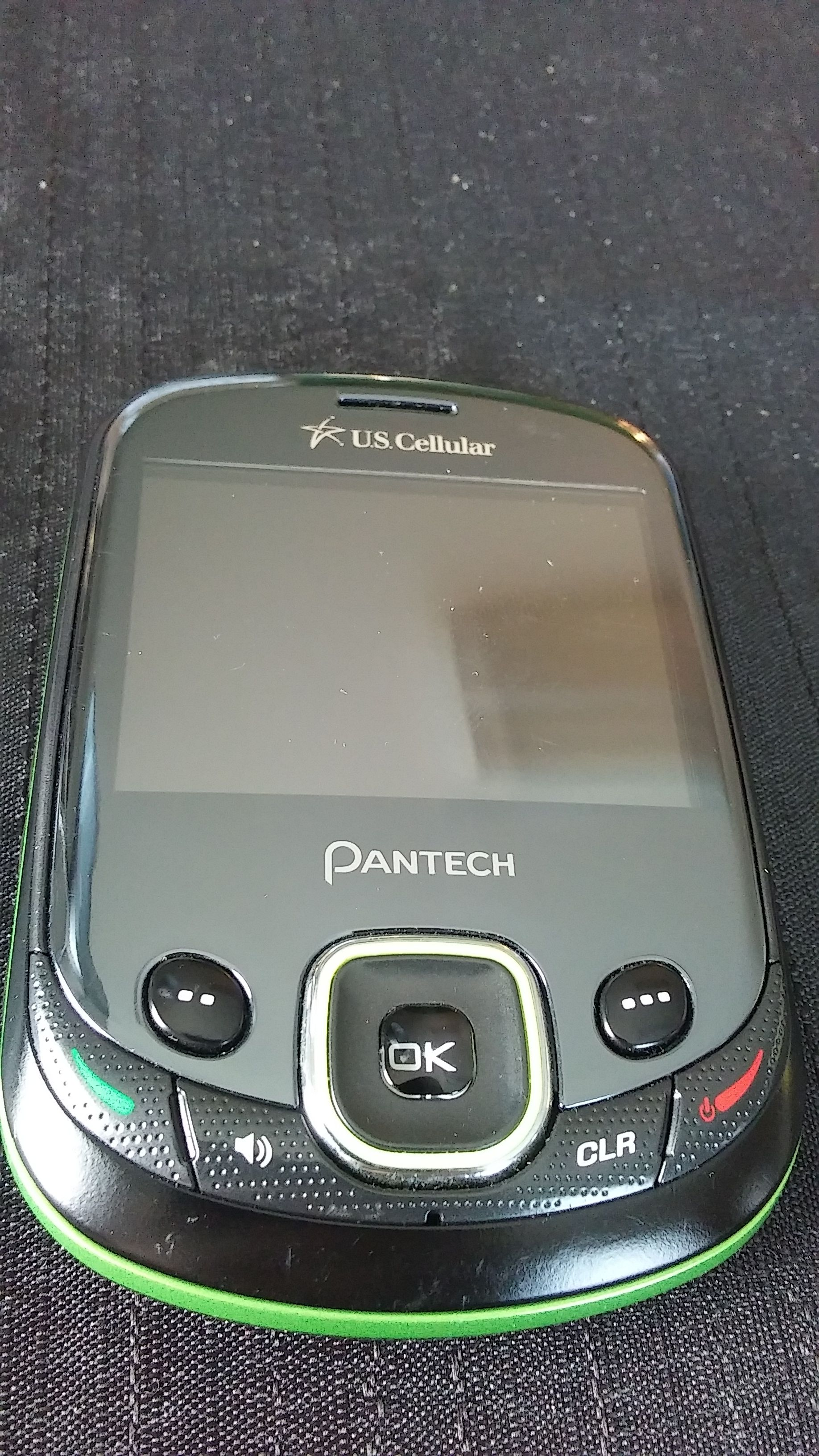 US Cellular Pantech Slide Cell Phone   For Sale on gogetwhat com