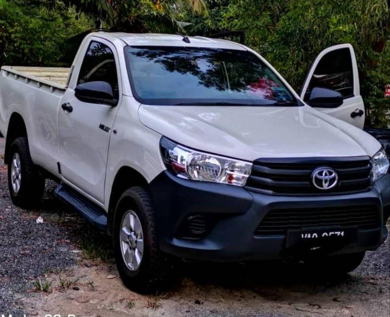 Kajang Selangor For Sale Toyota Hilux Revo Single Cab 2 5mt 4x4 Sambung Bayar Car Continue Loan 1800 Malaysia Cars Com Malaysia 35 Vehicles Suv Car Suv