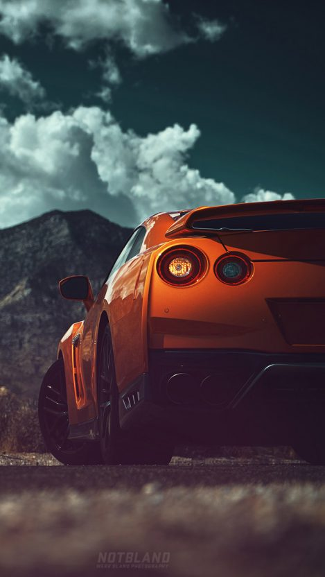 Nissan Gtr Back Iphone Wallpaper Nissangtr Nissan Gtr Sports Car Wallpaper Nissan Gt