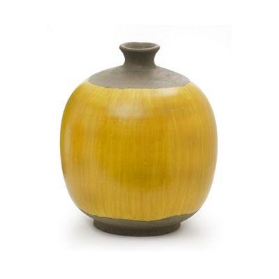 New Rustics Home Sedona Pottery Small Vibrant Colored Vase