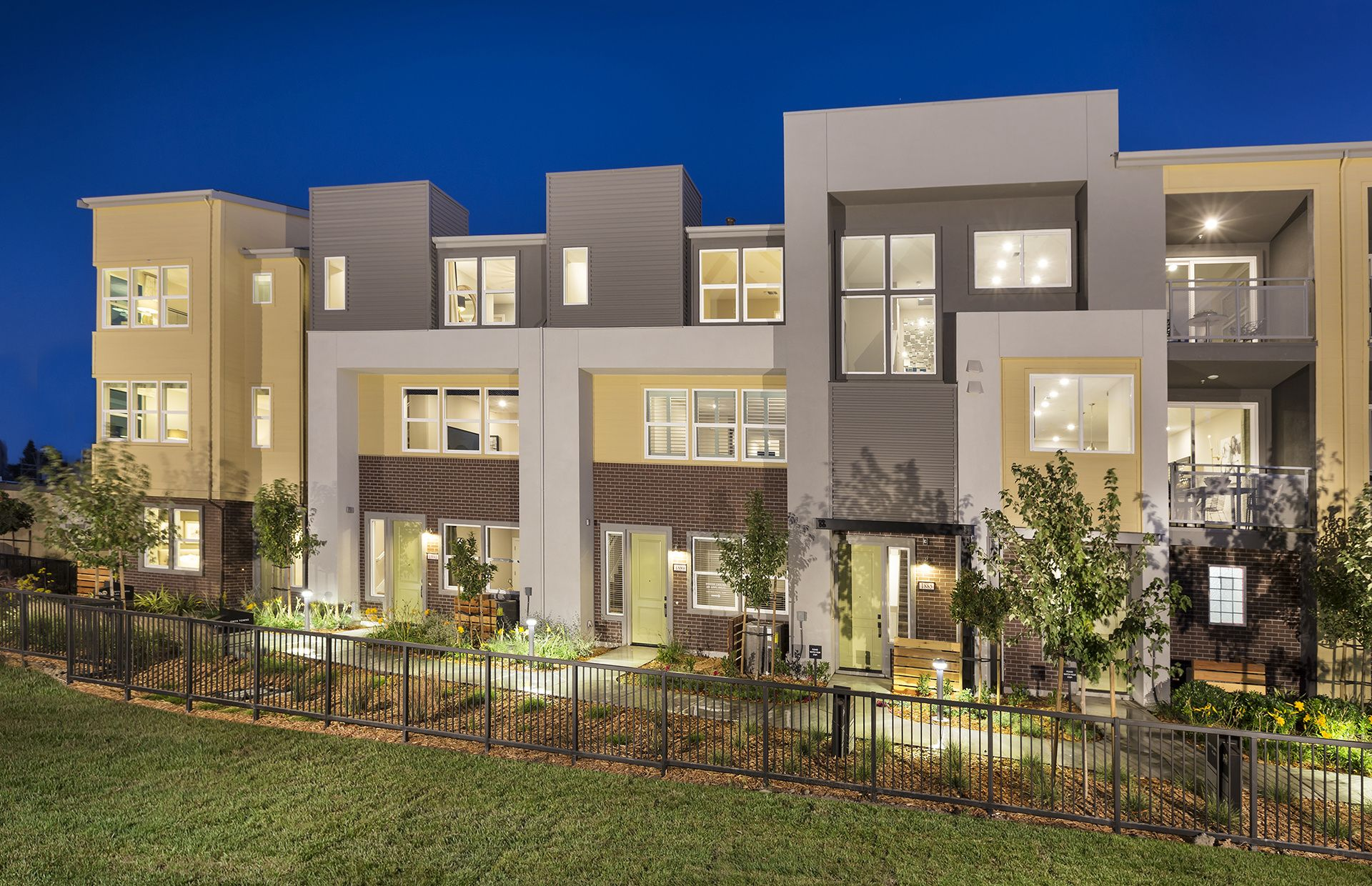 Onyx Is A New Attached Home Community