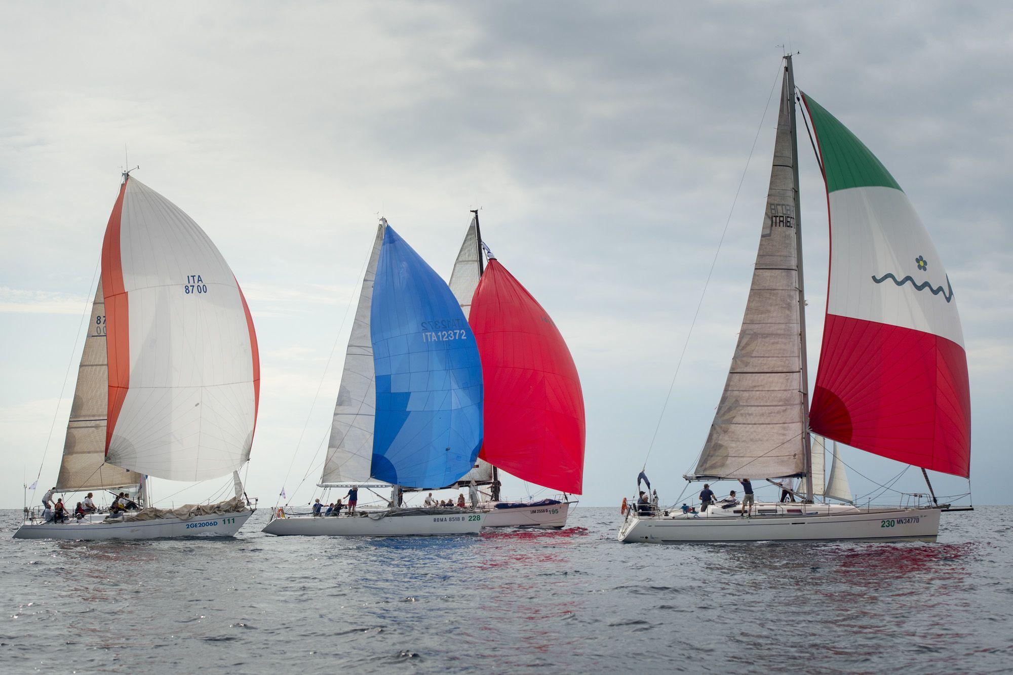 Genova Millevele 2017 #Millevele #slamsailing #sailing