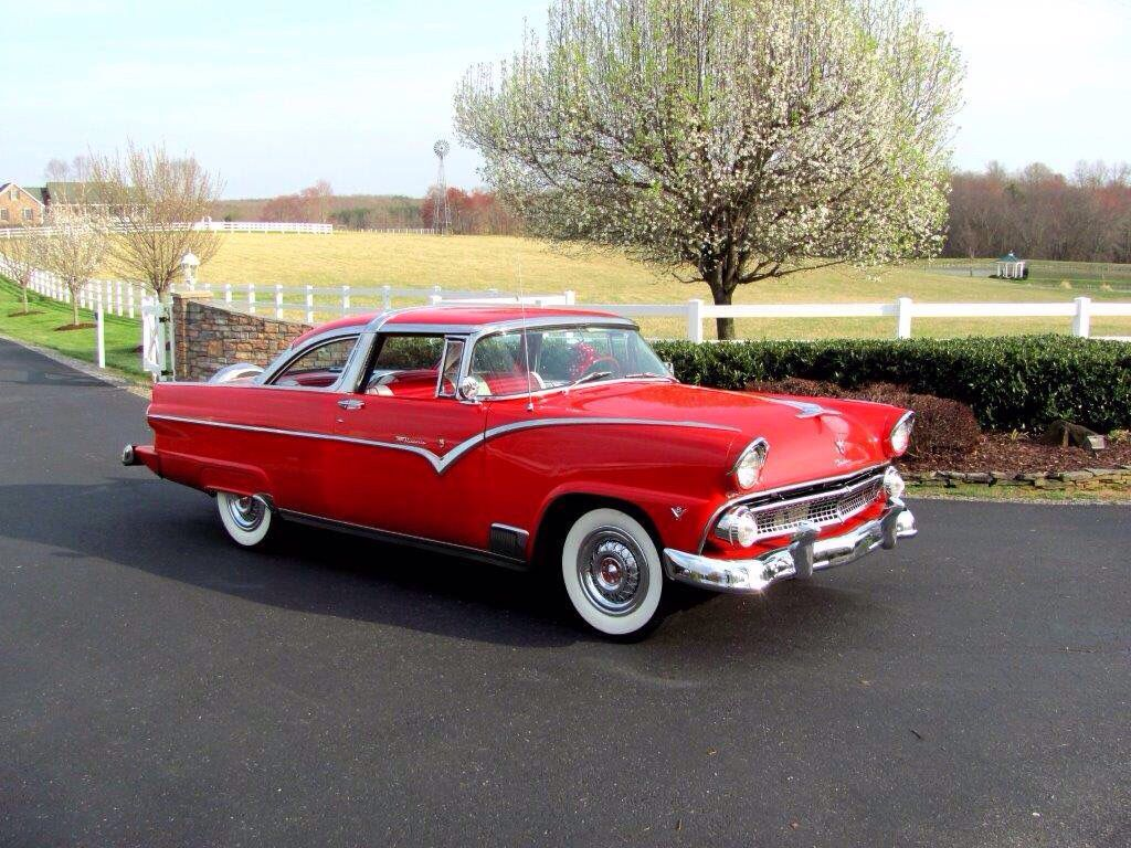 1955 ford fairlane crown victoria blog cars on line - 1955 Ford Fairlane Crown Victoria Blog Cars On Line 76