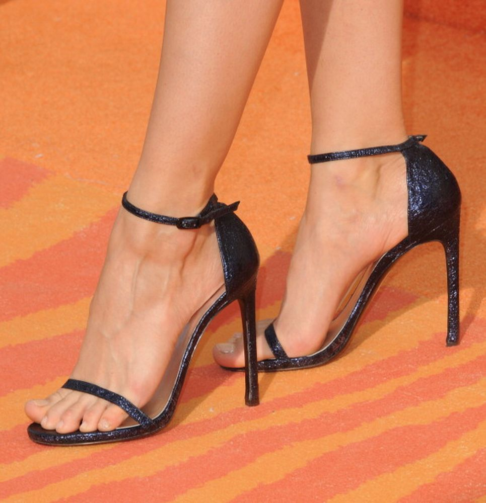 Debby Ryan's Feet