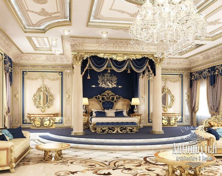 Master Bedroom in Dubai, Royal Master Bedroom, Photo 1 | someday ...