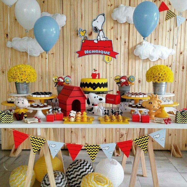 Peanuts Snoopy Birthday Snoopy Party Disney Cars Birthday