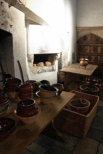 81aebf39658 Palácio de Hampton Court - cozinha dos Tudors