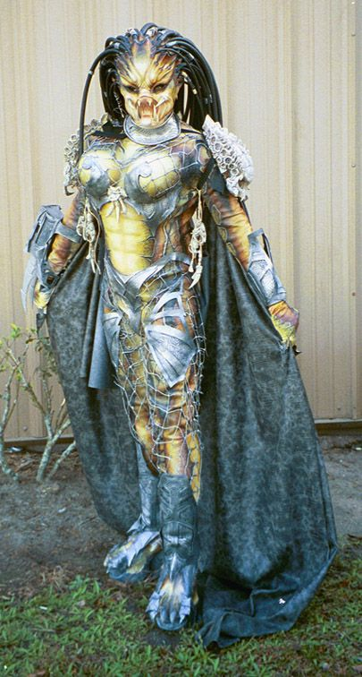 Female Predator | Costumery | Pinterest | Predator ...