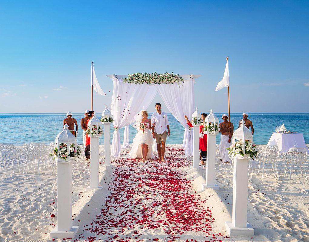 Huvafen Fushi North Male Atoll Maldives Wedding Luxurytravel