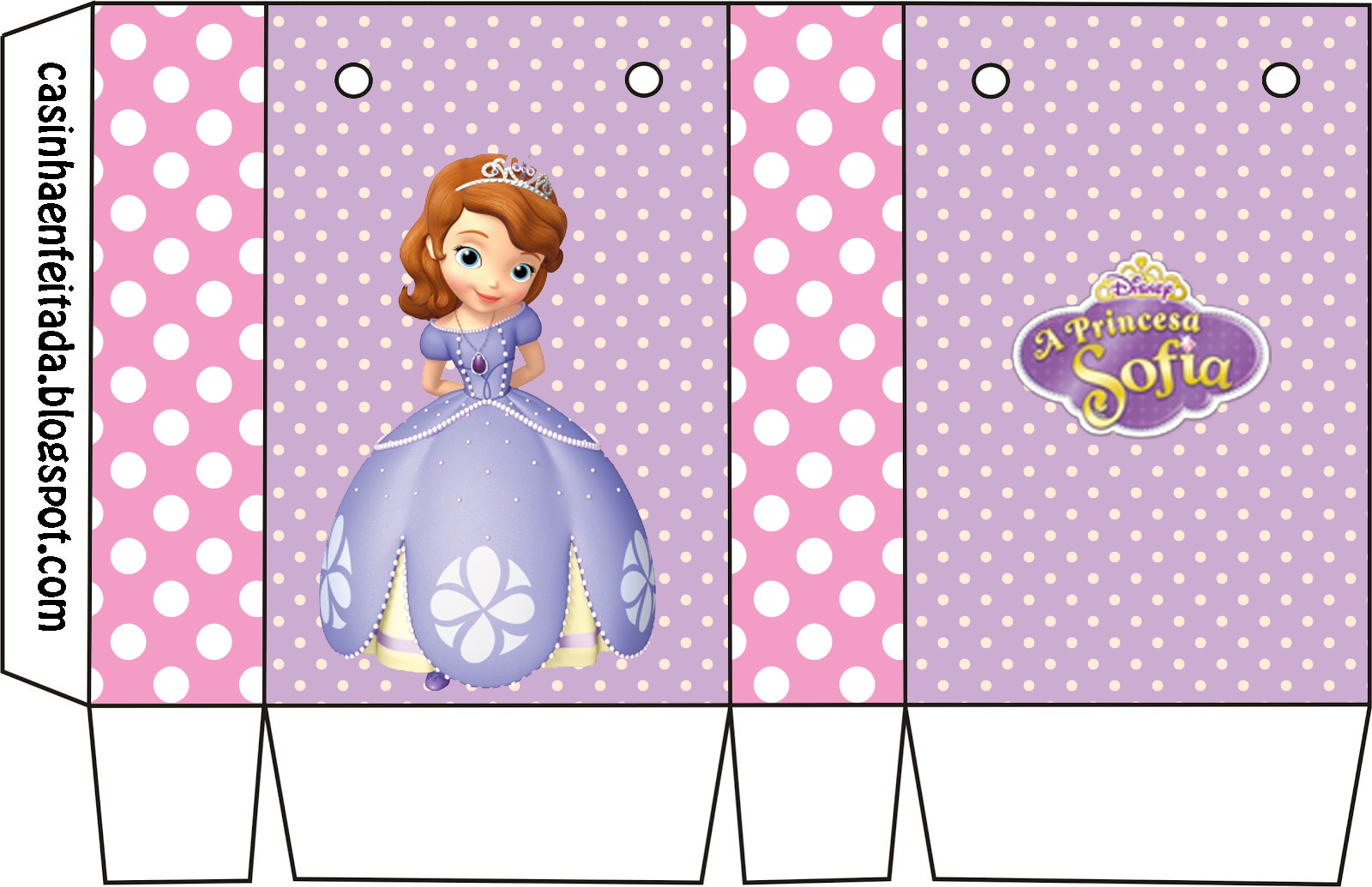 Kit Festa Princesa Sofia Para Imprimir Gratis Festa Princesa