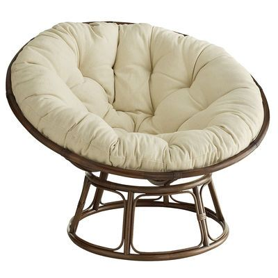 Papasan Chair U0026 Frame   Brown  Seriously, The Papasan Chair Is A MUST!
