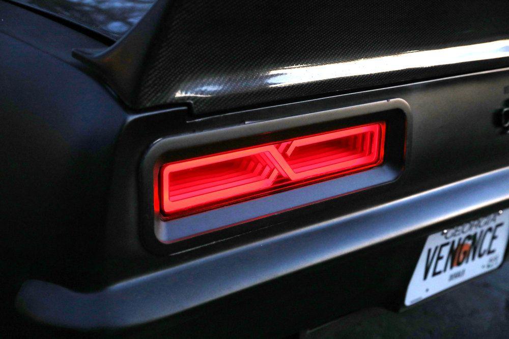 Chevy Camaro Vengeance Led Infinity Tail Lights Black Cloud Battalion Tail Light Camaro Interior Custom Camaro