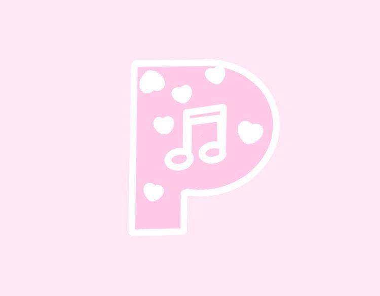 Pink App Icon App Name Pandora App Icon Design Iphone Icon App Icon