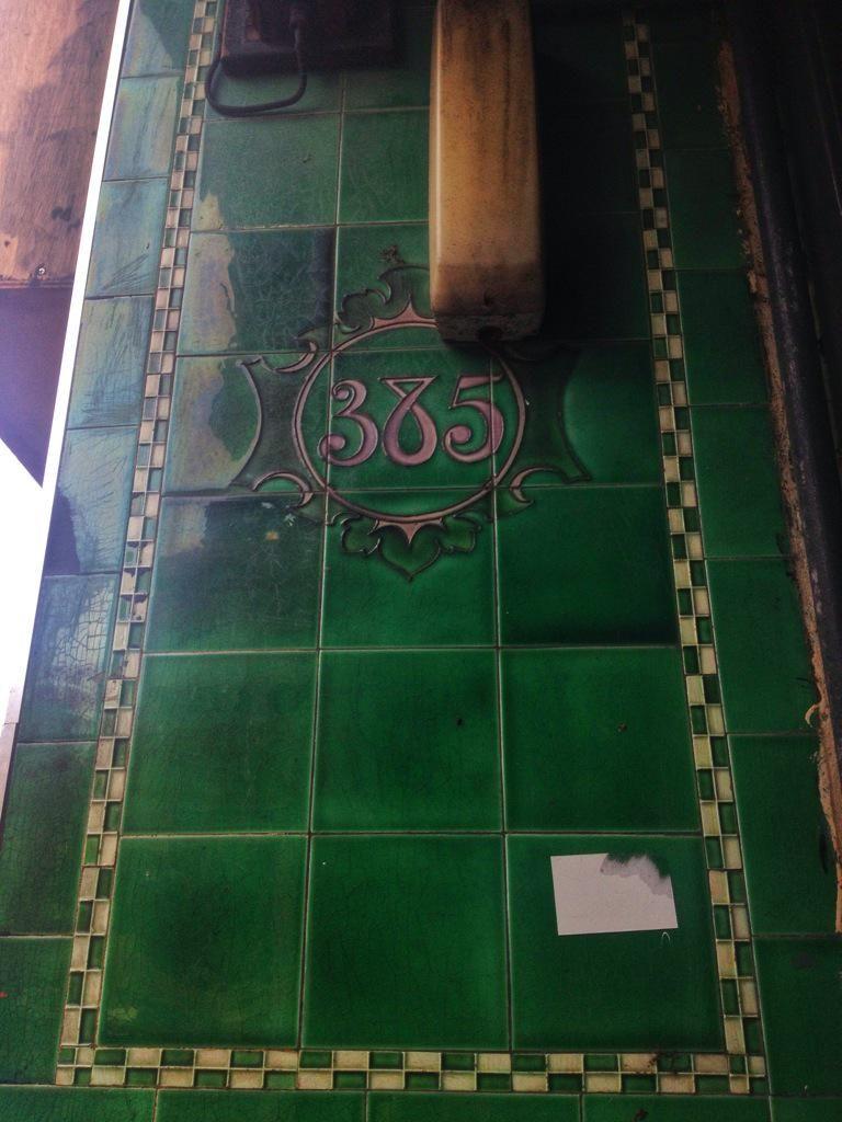Tenement Tiles on | Vintage ceramic and Kitchens