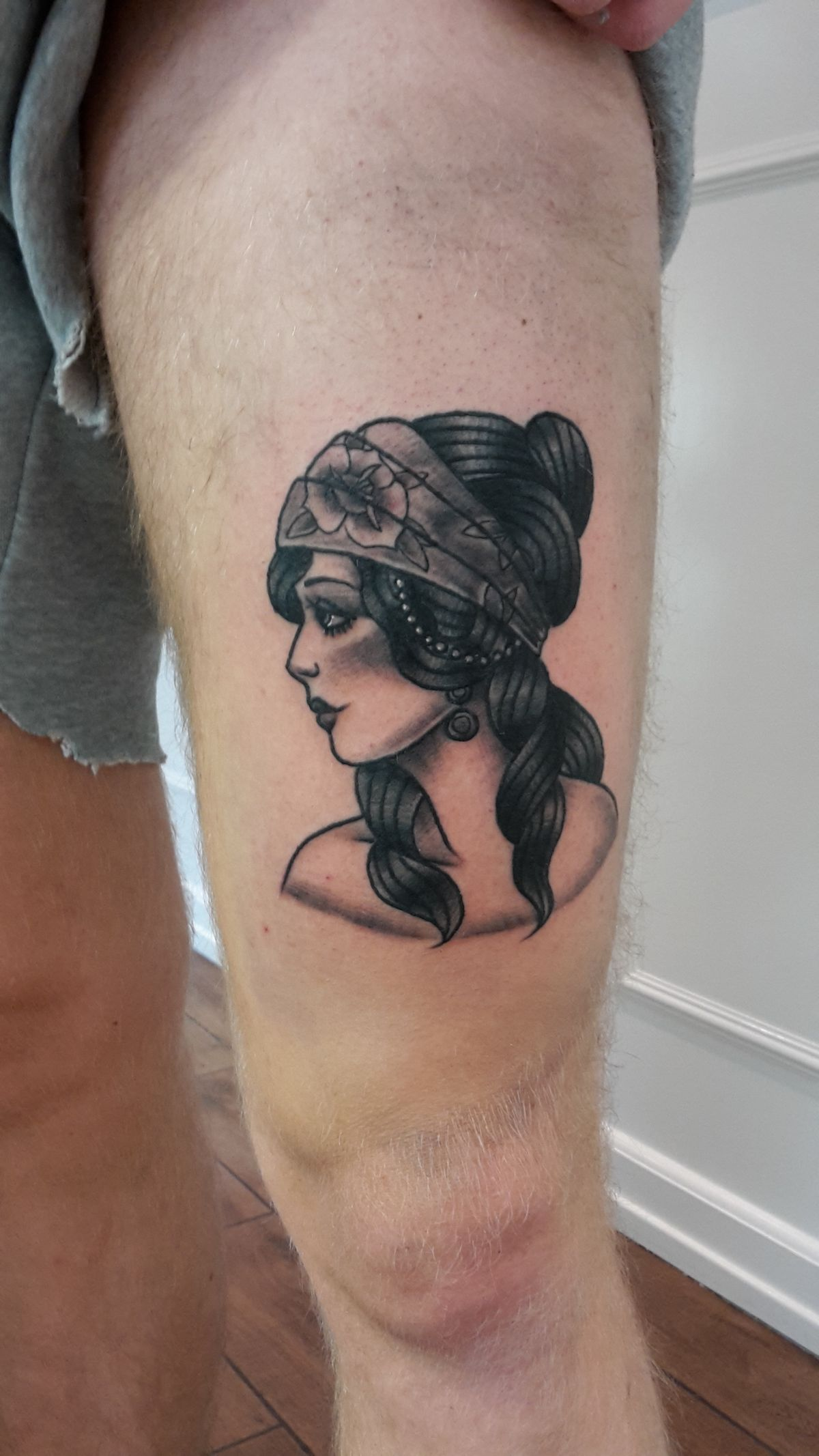 Art Of Ink Århus tattoo #tattoos #aarhus #color #sinnersinc #art #artwork #artist