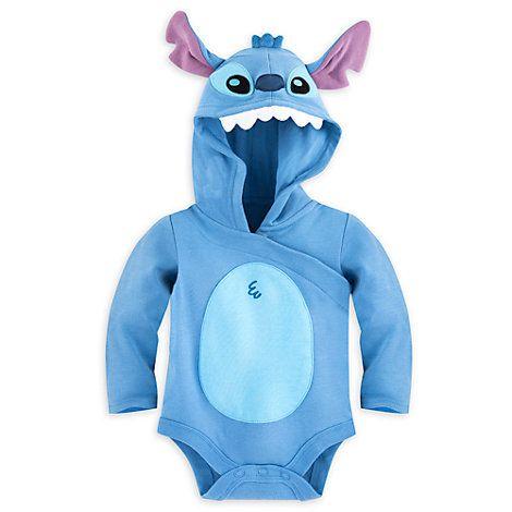 c38b512b6 Stitch Character Baby Body Suit  babyclothesdisney