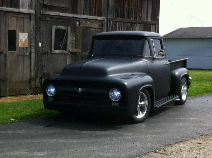 Pick vintage up ford