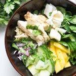 Mango Quinoa Nourish Bowls - Smart Nutrition