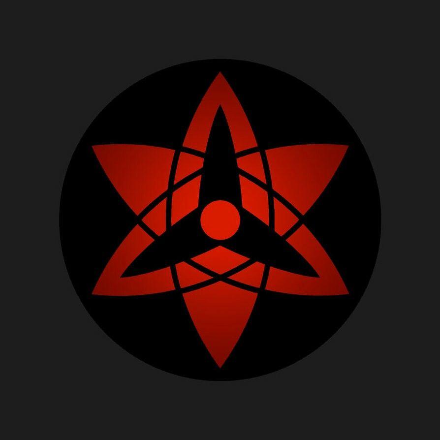 Sasukes mangekyou sharingan naruto naruto shippuden naruto e anime - Sasuke eternal mangekyou sharingan ...
