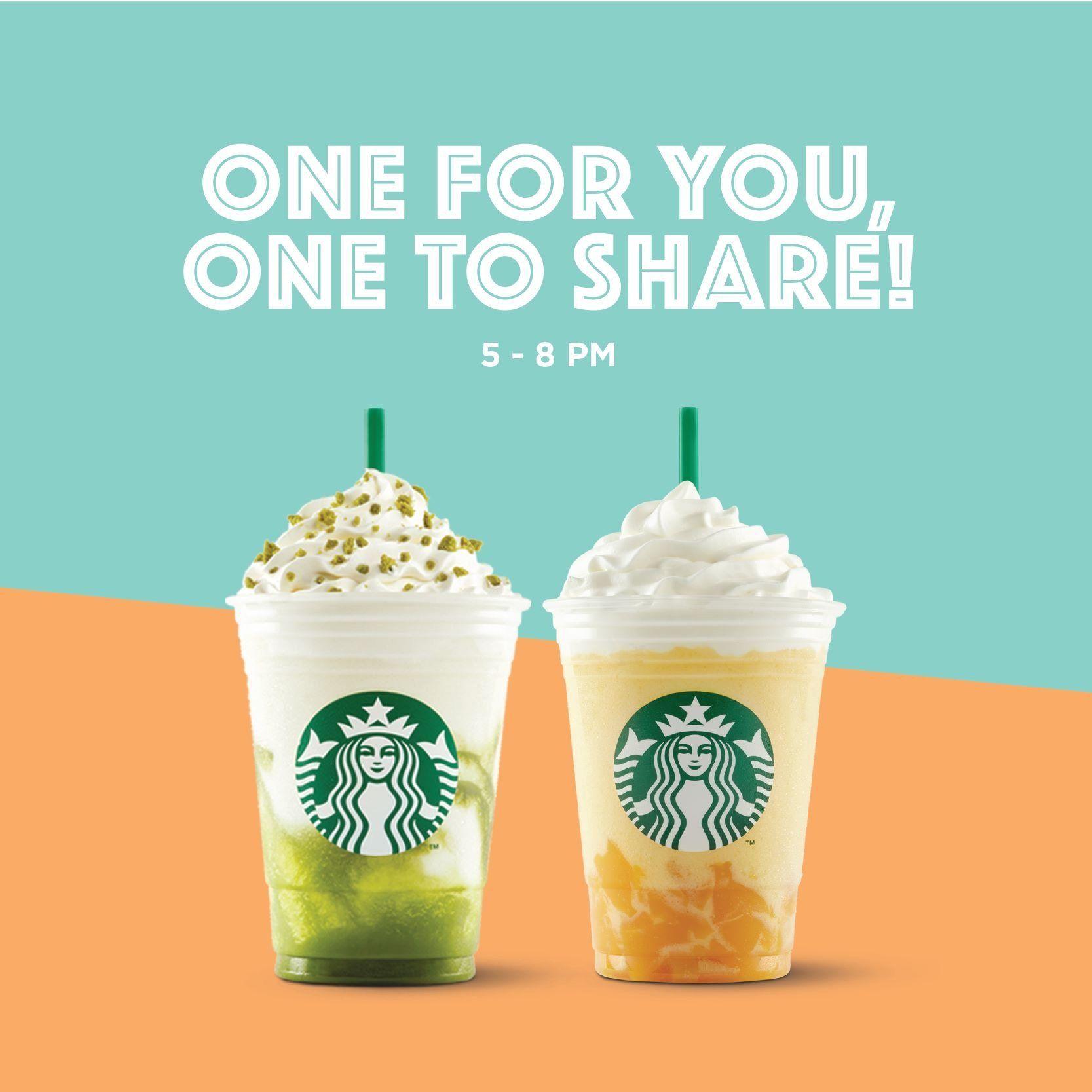 Commercial Starbucks Advertisement