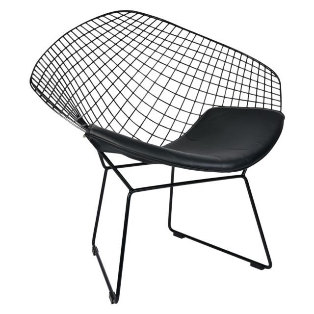 Replica Harry Bertoia Diamond Chair Powder Coated Bertoia
