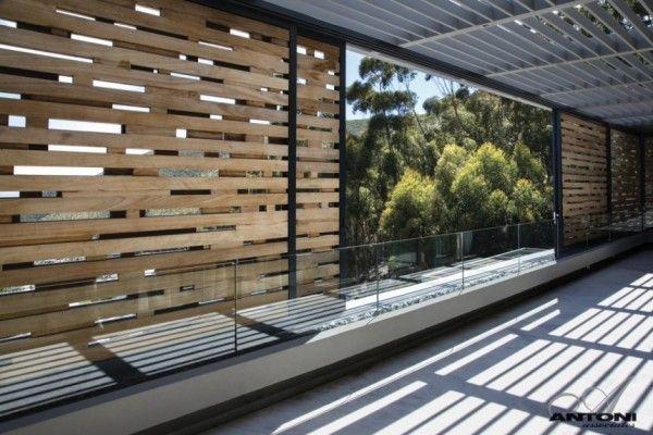 Spectacular Modern Cliffside Luxury In Cape Town Terrace Design