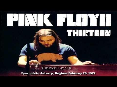 64b43d8f7e82 Pink Floyd -- Thirteen  HD  - YouTube