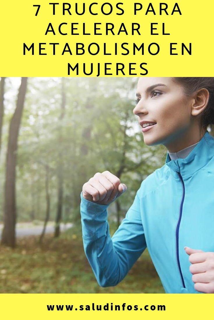acelerar el metabolismo en la menopausia