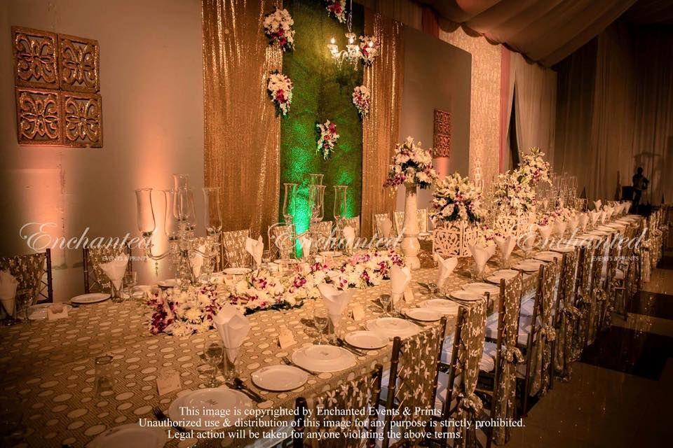 Enchanted events Dhaka Bangladesh wedding decoration ideas