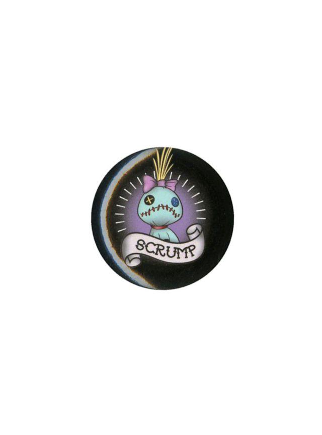 Disney Lilo Stitch Scrump Tattoo Pin