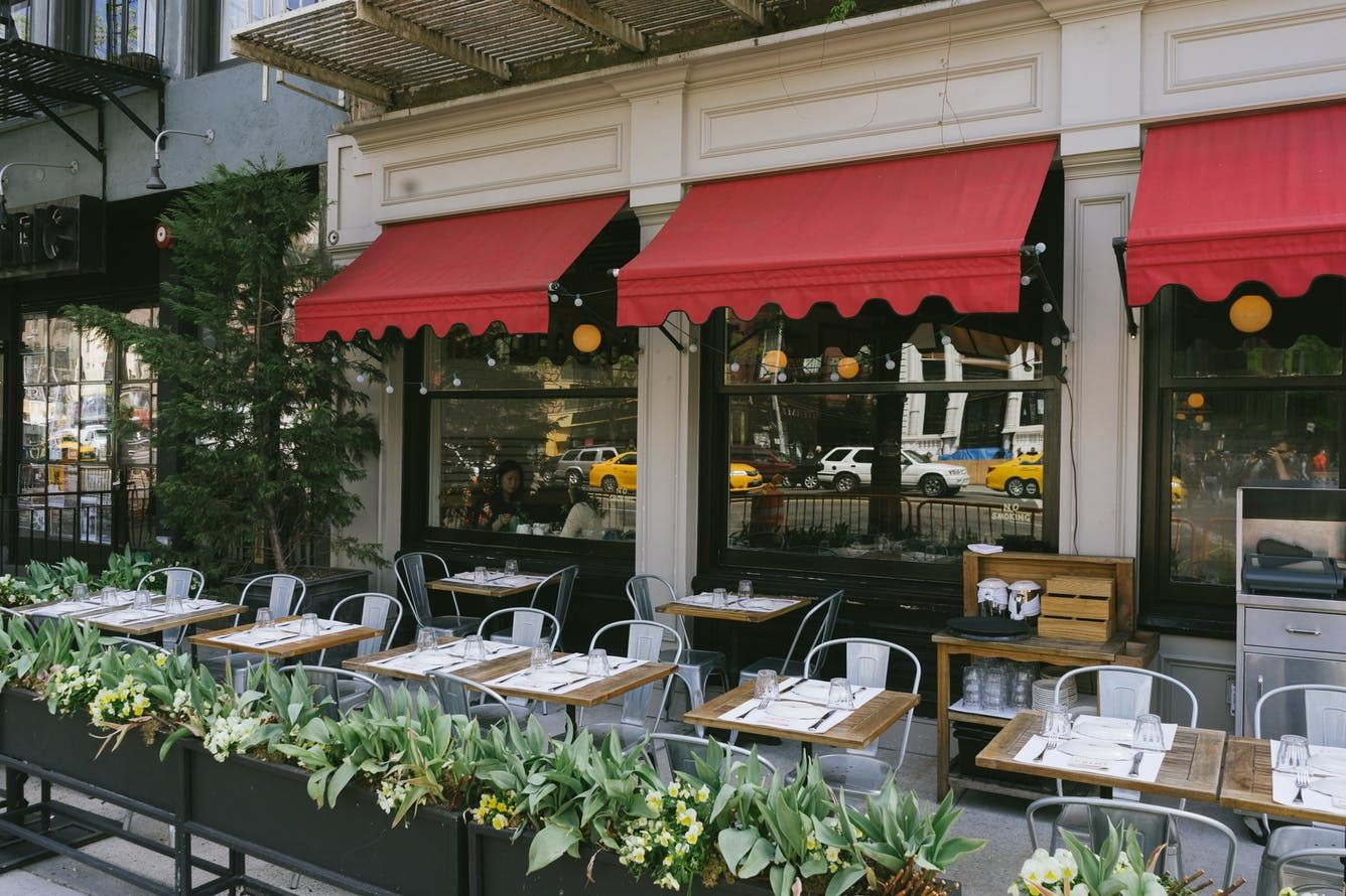 Bar Primi Also I Believe Has Best Pasta Restaurants Outdoor Seating Restaurant East