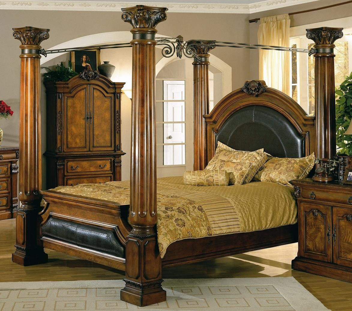 I've wanted this bed for a long time. Bedroom sets, King
