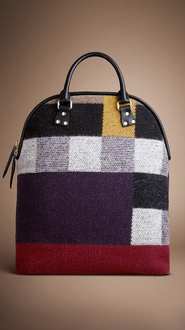 Bloomsbury Bag from the Burberry Fall 2014 Collection