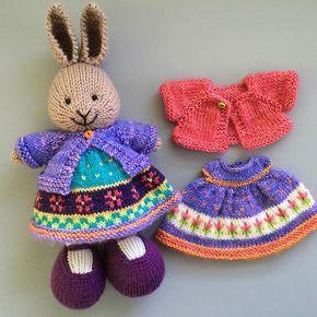 Some bunny has a lovely new wardrobe ....#playatlifefiberarts yarn