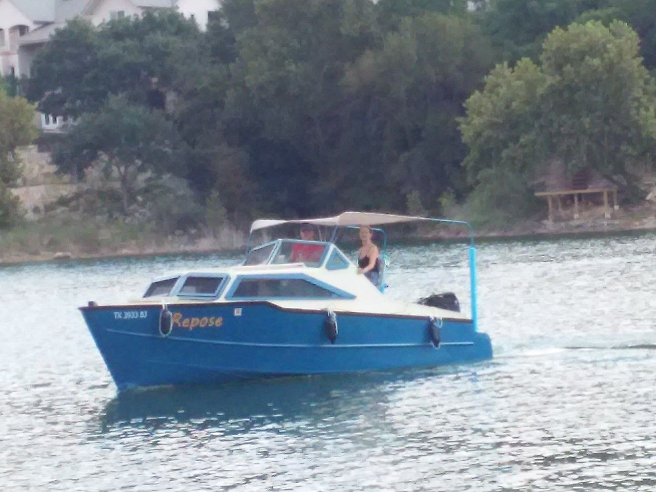 Best Classic Boats Images On Pinterest Vintage Boats Boats - Blue fin boat decalsblue fin sportsman need some advice pageiboats
