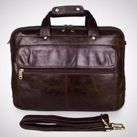 0b6e76f9b02c Luxury Leather Laptop Handbags
