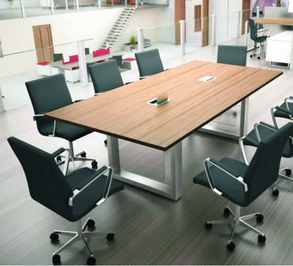 Caja de conectividad para mesa de juntas grommet for Diseno oficinas modernas bogota