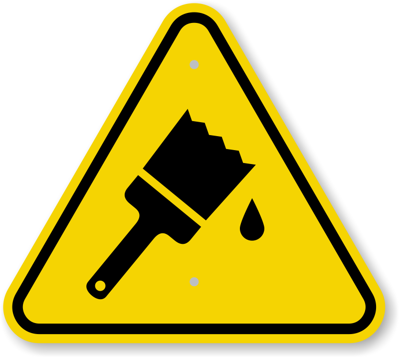 Triangle Warning Sign Google Search Hazard Symbol Triangle Signs
