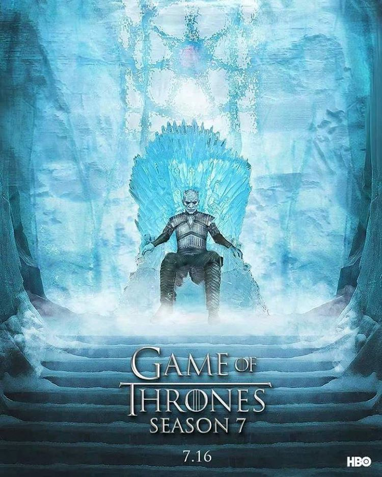WINTER IS COMING! Game of Thrones Season 7 The game is