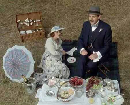 Poirot with the Russian Countess | Hercule Poirot | Agatha