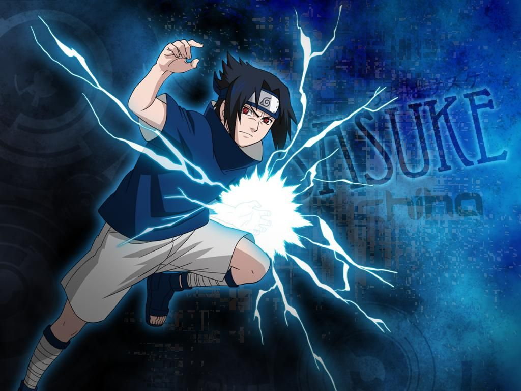 sasuke uchiha chidori wallpapers - wallpaper cave | images