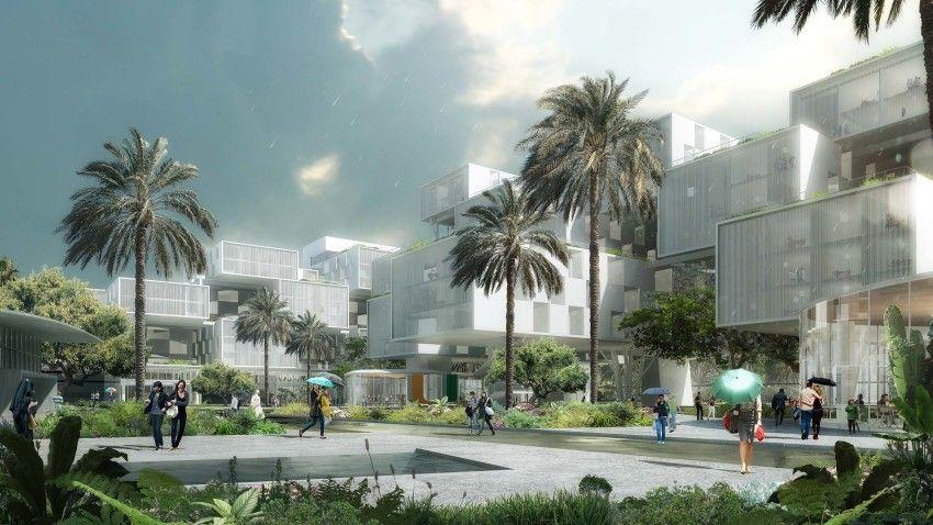 University of Miami Student Housing Architect Magazine