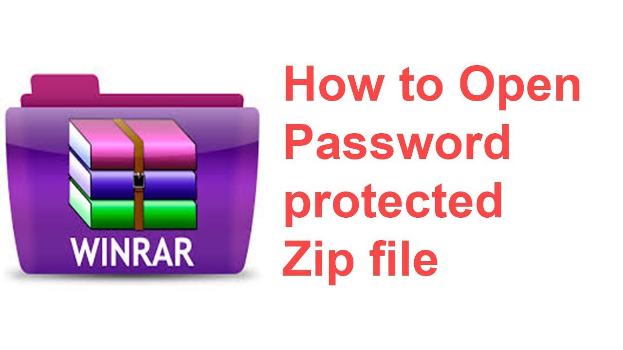 How to open winrar zip file without password | Crack any RAR/ZIP
