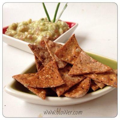 Receta nachos de pollo fit bajos en calorias y - Comidas sanas y bajas en calorias ...