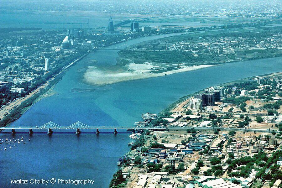 Khartoum Aerial Photo صورة من الجو للخرطوم Http 500px Com Photo 47549204 Sudan Khartoum Aerial Nile Photo City Photo Aerial