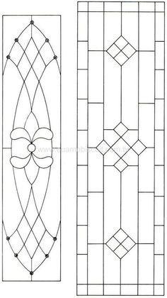 leaded glass patterns - Hledat Googlem